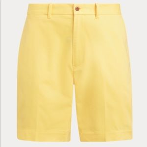 POLO GOLF- Classic Fit Chino Golf Short
